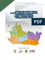 Survey CRC pada Layanan IMB di BPPT Kt.Bdg dan Dana Hibah Pendidikan Disdik Kt.Bdg