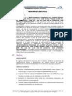 RESUMEN EJECTIVO MANT. PER..doc