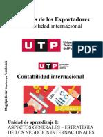 Beneficios de los Exportadores Contabilidad internacional