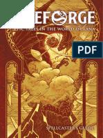 Fateforge - Spellcaster's Guide (5e) [2019]