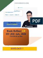PracticeSheet5RankRefiner2.0byOmsir-solution