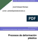 II clase  PROCESOS DE DEFORMACIÓN PLÁSTICA (2017-1).pdf