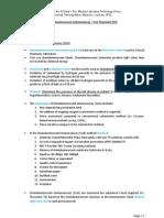 Chemiluminescent Immunoassay