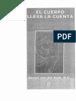 1el Cuerpo Lleva La Cuenta