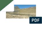 Reservorio de Quisca Lachaqui