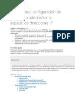 Guia paso a paso implementacion IPAM