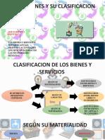 CLASIFICACION DE BIENES Y SERVICIOS