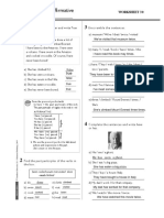 -Template- Present Perfect 6th