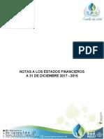 2. NOTAS ESTADOS FINANCIEROS