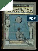 Reclus, Élisée - El hombre y la tierra (Tomo 1) [Escuela Moderna, 1906. Trad. Anselmo Lorenzo. Rev. Odón de Buen].PDF