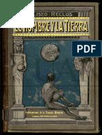 Reclus, Élisée - El hombre y la tierra (Tomo 3) [Escuela Moderna, 1906. Trad. Anselmo Lorenzo. Rev. Odón de Buen].PDF