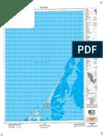 carta topográfica isla aguada