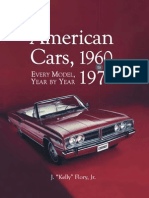 American Cars 1960-1972 - Every Model Year by Year (Malestrom)
