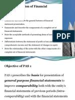 PAS 1_PRESENTATION OF FINANCIAL STATEMENTS