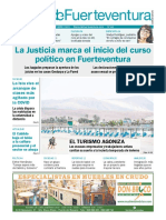 DIARIO DE FUERTEVENTURA - Octubre de 2020