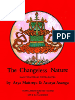 Arya Maitreya, Acarya Asanga - The changeless nature.pdf