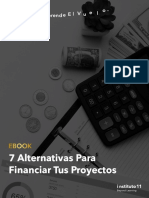 7 Alternativas Para financiar tus proyectos.pdf