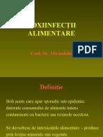 TIA TOXIINFECTII  ALIMENTARE  (1)