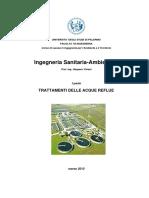 G. Viviani - Trattamenti delle acque reflue