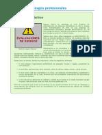 FOL06 - Evaluación de riesgos profesiona
