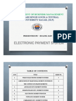E- Payment System PPT