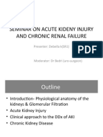ACUTE KIDENY INJURY AND CHRONIC RENAL FAILURE (2)