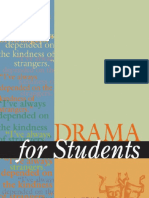 Constantakis S. (Editor) - Drama for Students_ Presenting Analysis, Context, and Criticism on Commonly Studied Dramas. Volume 28.pdf