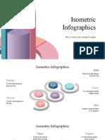 Isometric Infographics by Slidesgo