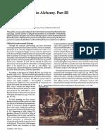 Kauffman1985_Article_TheRoleOfGoldInAlchemyPartIII