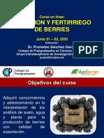 TEMA 1. Generalidades de Nutricion de Berries