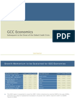 GCC Economic Forecasts 4.0