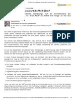 The Great Reset - Was plant die Welt-Elite - 14-09-2020 - Oliver Baron - godmode-trader.de