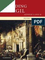 Peter Jones_ Virgil - Reading Virgil_ Aeneid I and II-Cambridge University Press (2011)