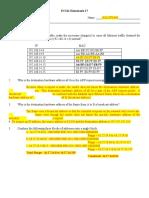 EC312 PS27 - solutions