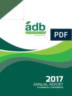 2017 ADB Annual Report