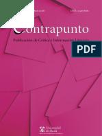 Revista Contrapunto 32