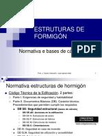 Normativa e bases de cálculo