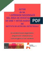 Actas IAE-ASAECA