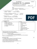 Oc Paper-prelim Exam (20.01.2011)