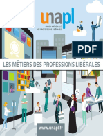 UNAPL - Les Métiers Des Professions Libérales