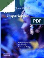 EBOOK Djaili Amadou Amal - Les impatientes.epub