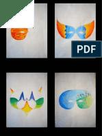 5ºB Projectos de Ilustração das Máscaras