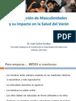 Mesa Masculinidades.Dr_. Juan Carlos Escobar
