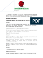 Reglament de Regim Interior
