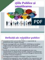 Relatiile publice introducere