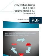 Export Merchandising and Trade Documentation