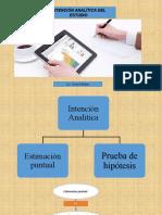 5. Intención analítica y objetivos