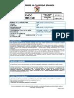 CONTENIDO PROGRAMATICO ANÁLISIS DE ESTRUCTURAS II - 2020