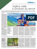 [2020-07-04] Sandrine Viglino mêle Humour Et Terroir