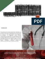 Aplicación de la Tensión superficial en la medicina